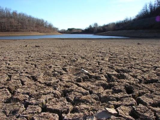 Western Droughts Cause Serious Problems