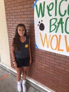 Julia Rodriguez, 13