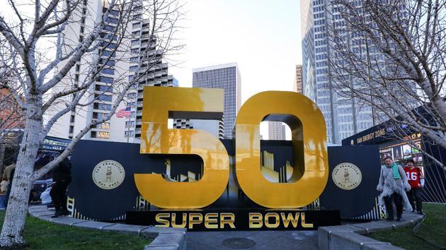 Super+Bowl+50+display+in+Super+Bowl+City