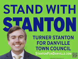Turner Stanton: Alumni for Town Council